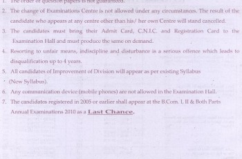 Karachi's Schools Admission & Monthly Fees Details