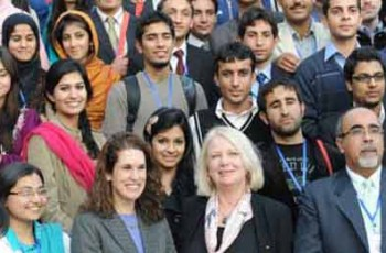 syudents in us-embassy-pakistan