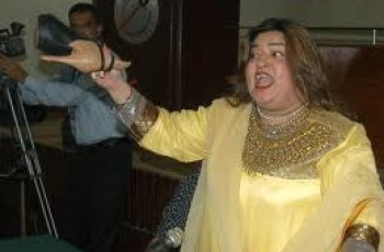 Dolly Bindra shoe