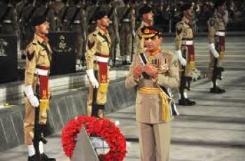 Youm-e-Shuhada Pakistan show