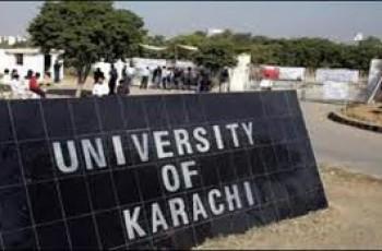 karachi uni cricket