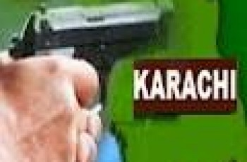 Target Killing Karachi
