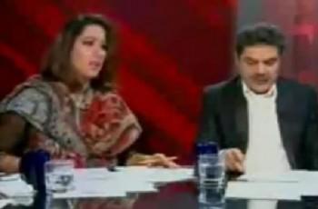 Mubashir-Lucman & Mehar Bukhari