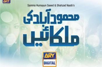 Mehmoodabad Ki Malkain ARY Drama Cast
