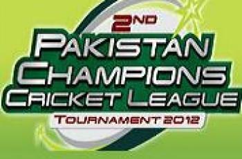 Pakistan Champions League final