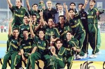 Pakistan in Semi Final Under -19 asia cup