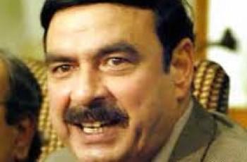 Sheikh Rasheed Detained At Houston Airport