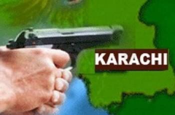violence in karachi