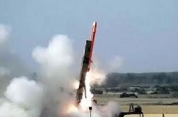 pakistan missile test