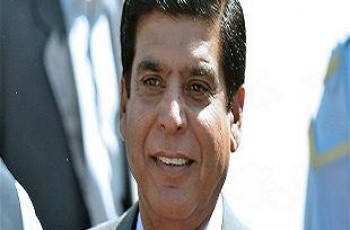new PM Raja Pervez Ashraf