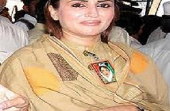 Shazia Marri becomes MNA