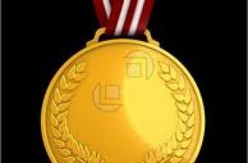 volta gold medal