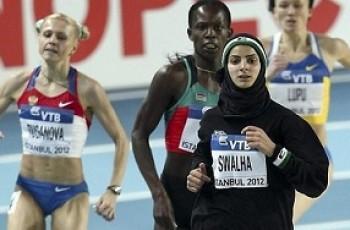 muslim women olympics
