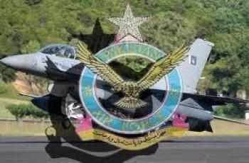 Pak Air Force AERONAUTICAL ENGG COURSE