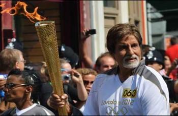 Amitabh Bachchan london olympic