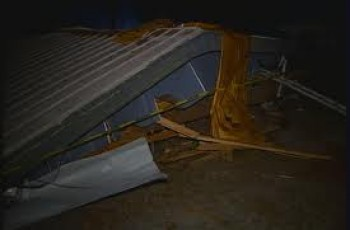 Compound Roof Collapsed In South Waziristan