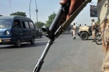 Jamal Faisal MQM killed