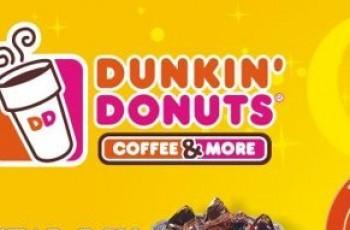 dunkin donuts ramazan deals