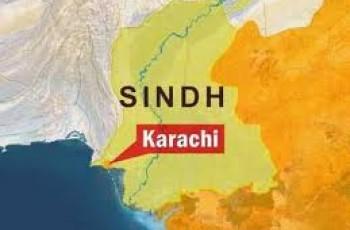 guards injured in karachi violence