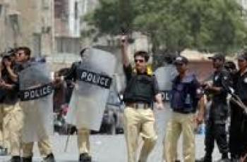 police arrest shahid darinda lyari gang war