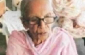 Dr. B B Qureshi died