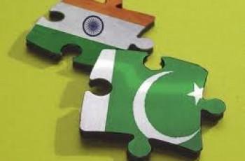 Pakistan and Indian banks across border