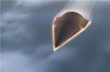 US Hypersonic aircraft test