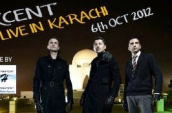 akcent concert in karachi on 6 october
