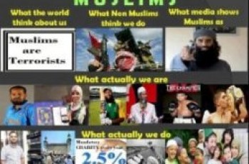 misconceptions about Muslims