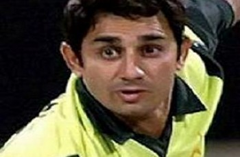 saeed ajmal ICC cricketer of the year 2012