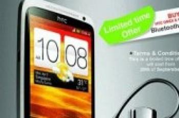 HTC One X bluetooth free
