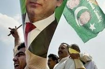 PML N top party in Pakistan