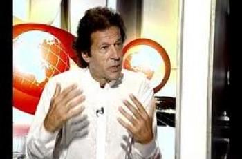 imran khan in shahzeb khanzada show