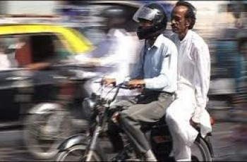 pillion riding banned in islamabad