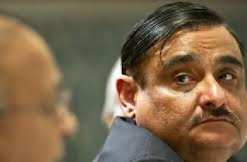 Dr. Asim Hussain resigned