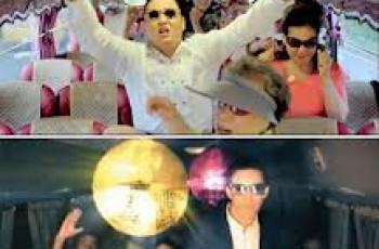 Gangnam Dance style Zong ad