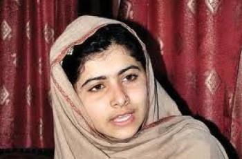 Malala Yousafzai injured