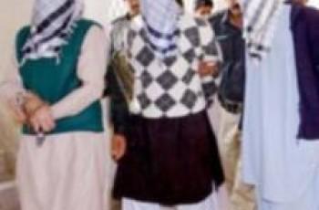 lashkar-e-Jhangve ameer arrested