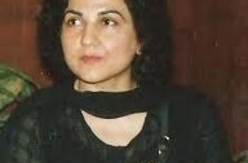Samina Raja passes away
