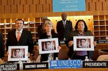 UNESCO new slogan for malala