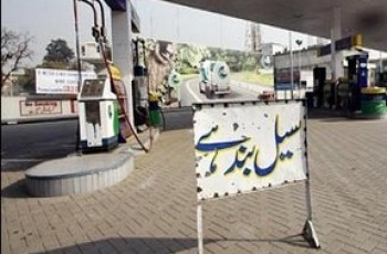 cng stations strike