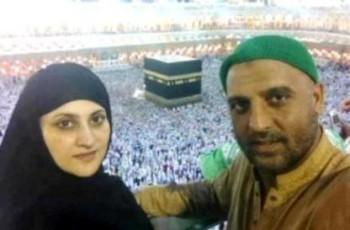 rambo and sahiba hajj picture