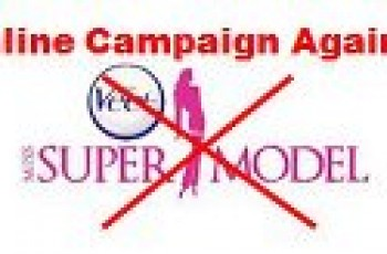 stop Veet Miss Super Model Contest