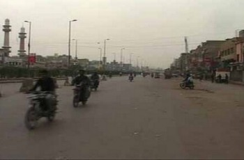 Karachi markets close