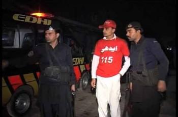 Peshawar Airport attack