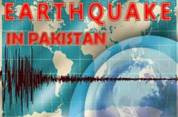 earthquake in northern pakistan