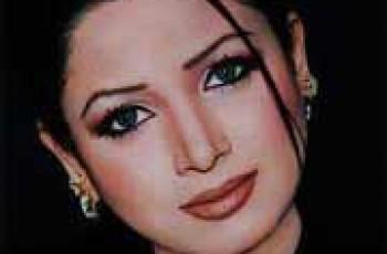 actress zara akbar face