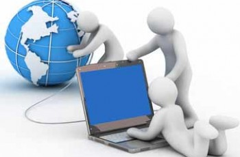 Online Business graphics