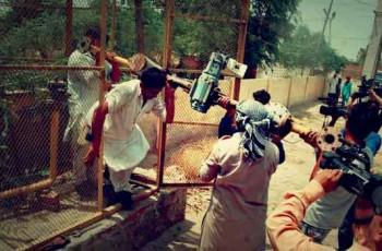 gas theft in pakistan