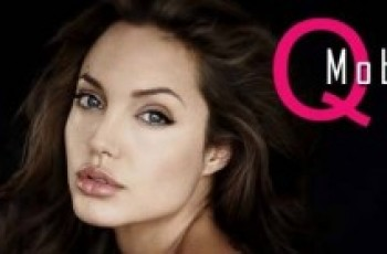 Angelina in pakistani comertial
